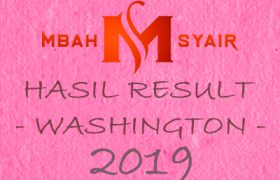 Data Washington 2019 - Result Washington Tercepat dan Terupdate