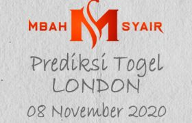 Kode Syair London 8 November 2020 Hari Minggu