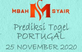Kode Syair Portugal 25 November 2020 Hari Rabu