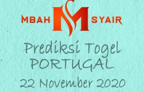 Kode Syair Portugal 22 November 2020 Hari Minggu